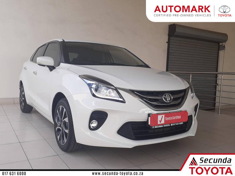 2020 Toyota Starlet 1.4 XR Mpumalanga Secunda_0