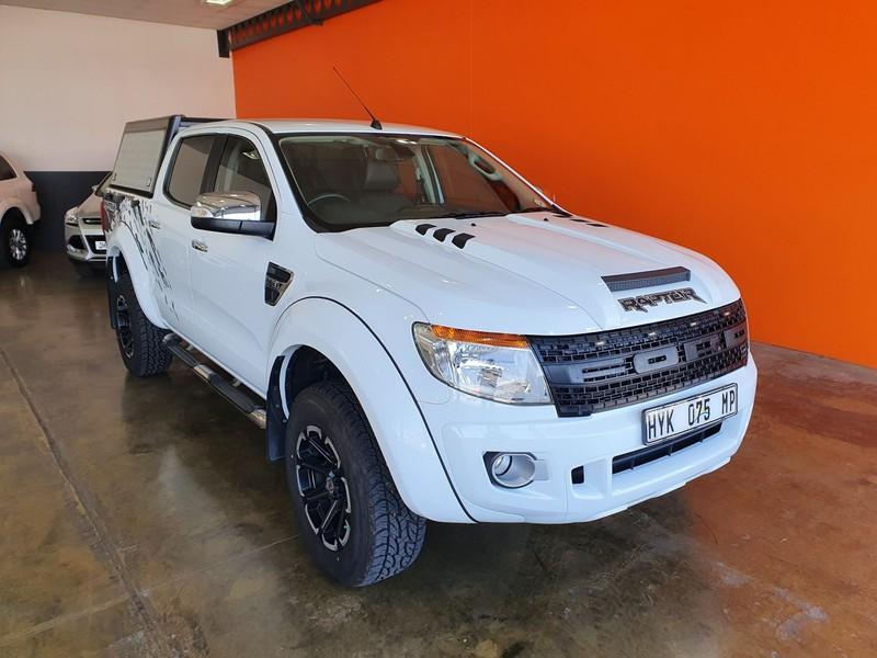 2015 Ford Ranger 3.2tdci Xlt 4x4 At Pu Dc  Mpumalanga Secunda_0