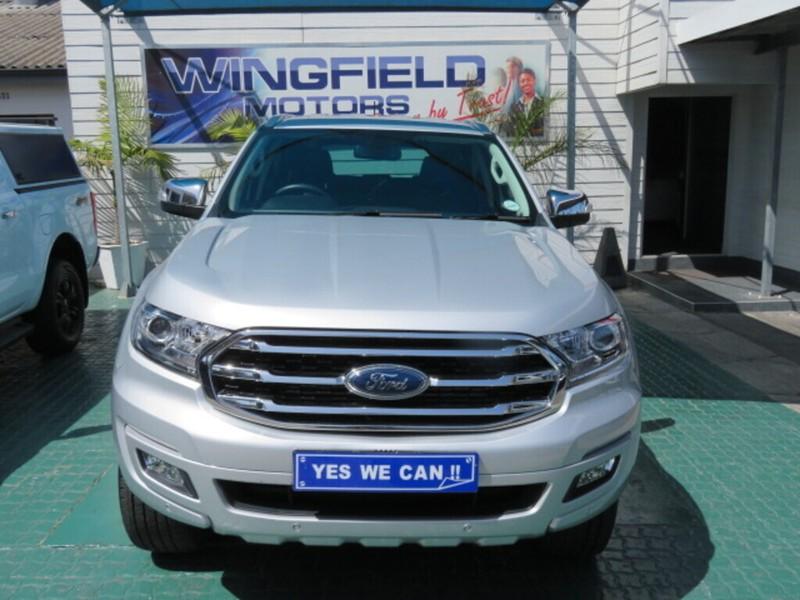 2019 Ford Everest 2.0D XLT Auto Western Cape Cape Town_0