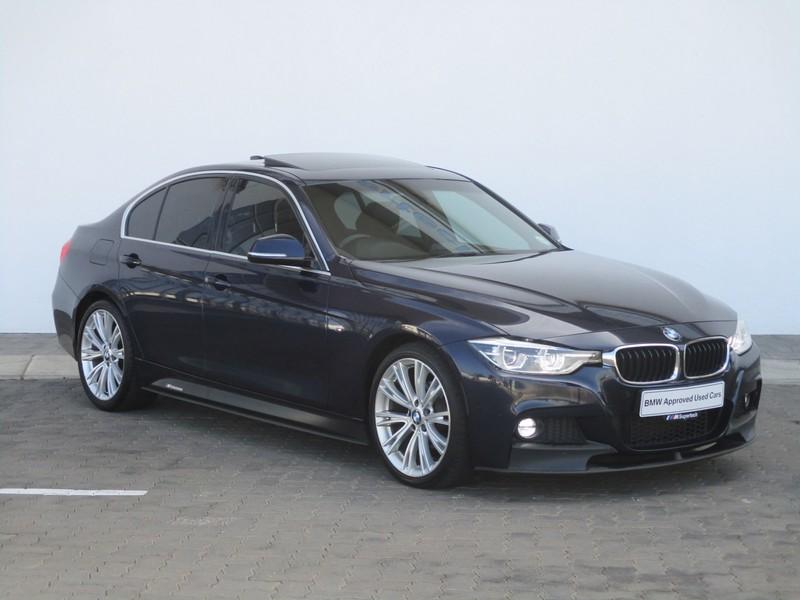 2015 BMW 3 Series BMW 3 Series 320i 3 40 Year Edition Sports-Auto Kwazulu Natal Pinetown_0