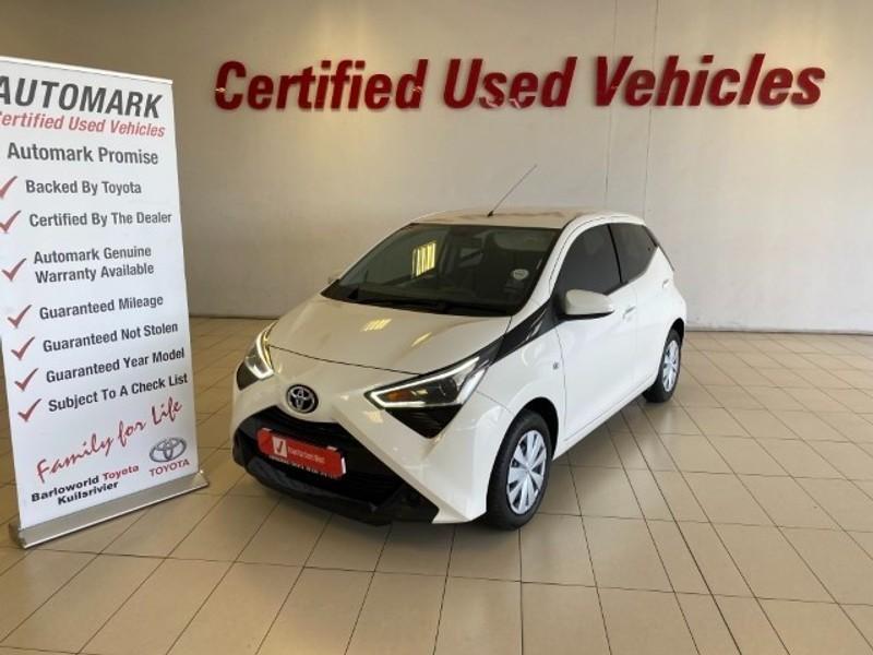 2018 Toyota Aygo 1.0 5-Door Western Cape Kuils River_0