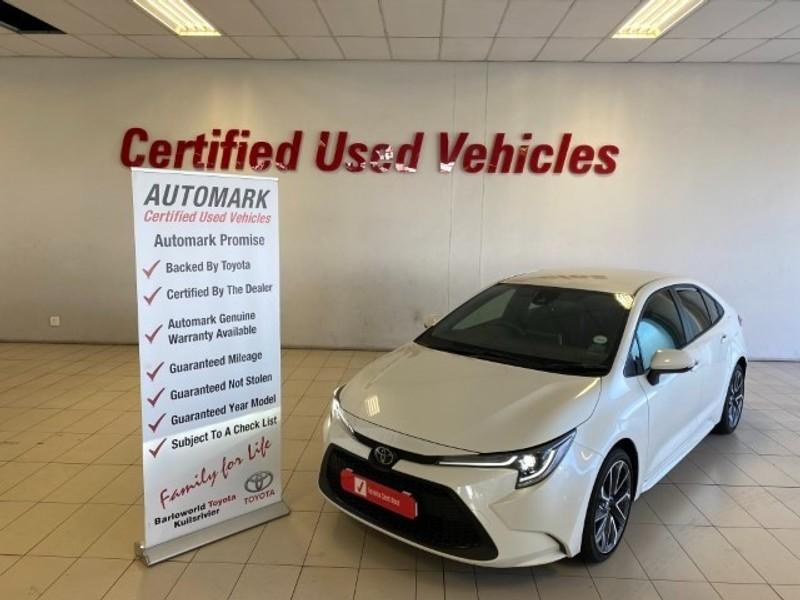 2020 Toyota Corolla 2.0 XR Western Cape Kuils River_0