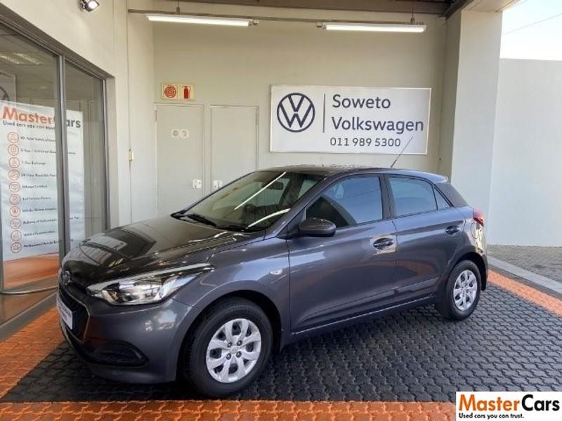 2017 Hyundai i20 1.4 Motion Auto Gauteng Soweto_0