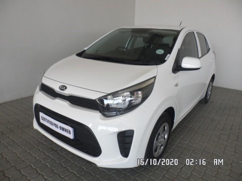 2020 Kia Picanto 1.0 Start Auto Gauteng Johannesburg_0
