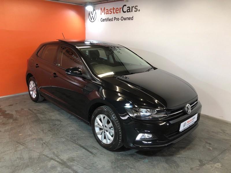 2020 Volkswagen Polo 1.0 TSI Comfortline DSG Gauteng Johannesburg_0