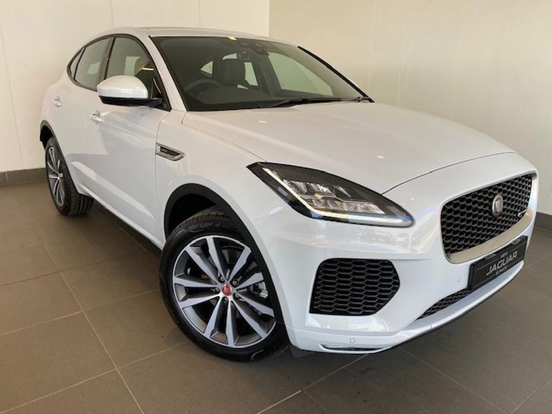 2020 Jaguar E-Pace 2.0D HSE 132KW Gauteng Johannesburg_0