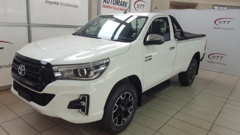 2020 Toyota Hilux 2.8 GD-6 RB Raider Auto Single Cab Bakkie Limpopo Groblersdal_0