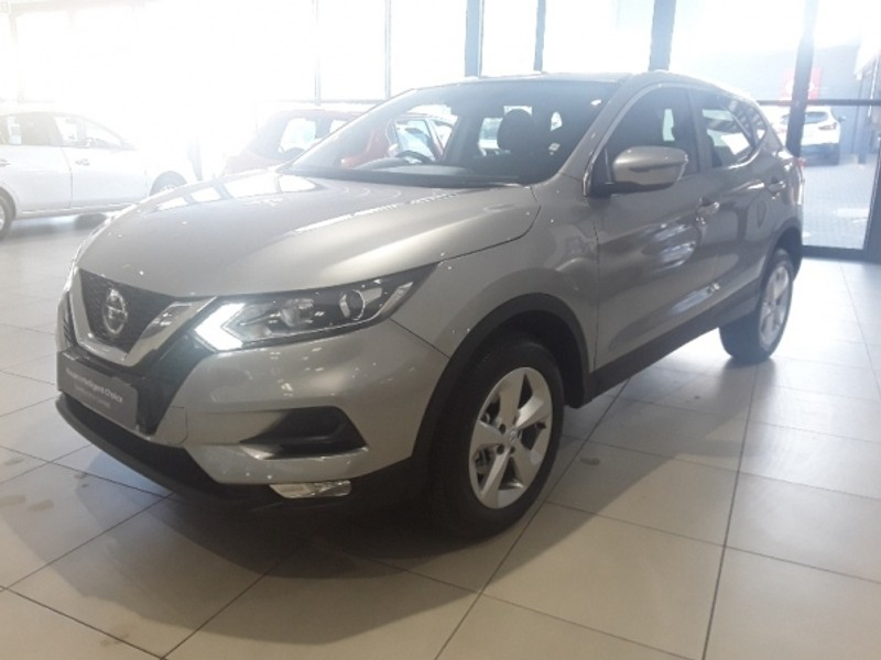 2020 Nissan Qashqai 1.2T Acenta CVT Free State Bloemfontein_0