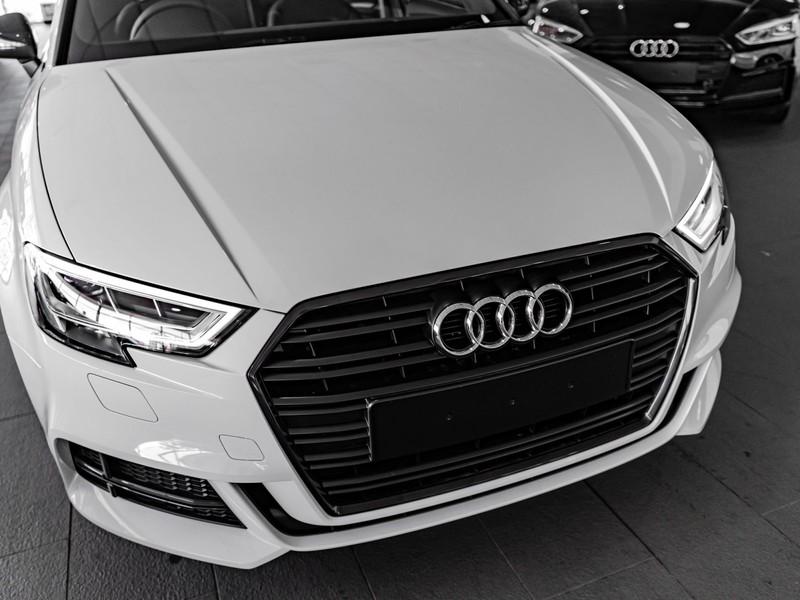 Used Audi A3 40TFSI 2.0T S-Tronic Sportback Black Edition ...