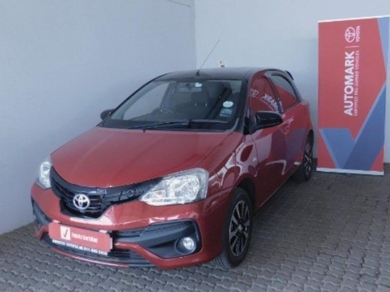 2020 Toyota Etios 1.5 Sport LTD Edition 5-Door Gauteng Soweto_0