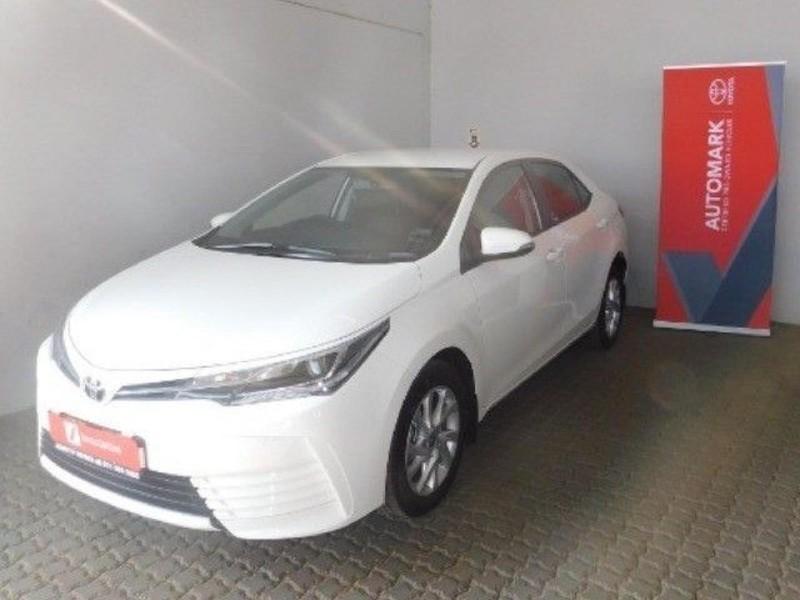 2020 Toyota Corolla Quest 1.8 Exclusive CVT Gauteng Soweto_0