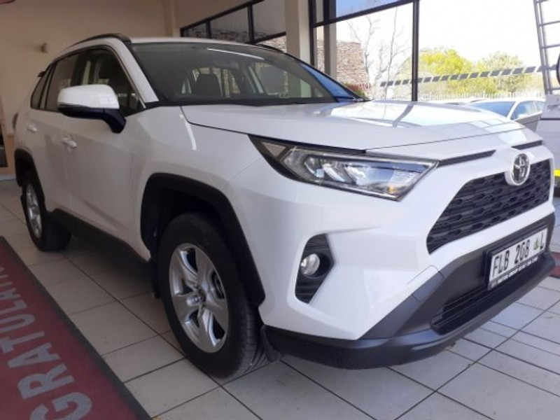 2020 Toyota Rav 4 2.0 GX Limpopo Hoedspruit_0