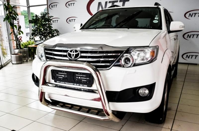 2011 Toyota Fortuner 4.0 V6 Heritage Rb At  Limpopo Louis Trichardt_0