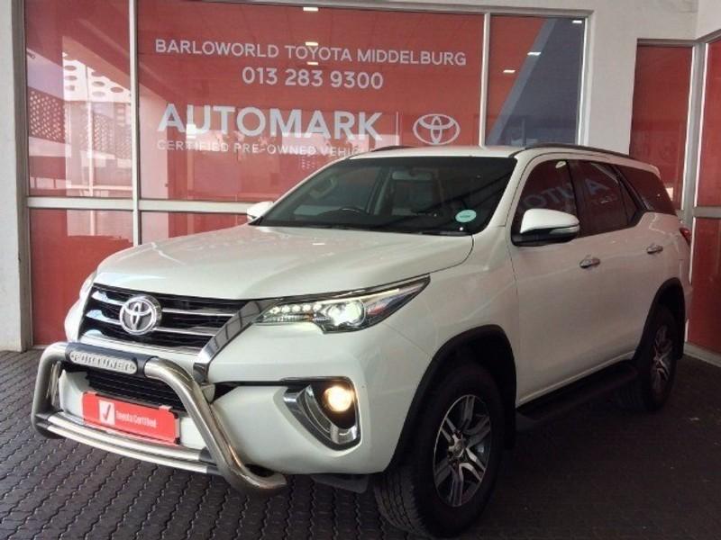 2016 Toyota Fortuner 2.8GD-6 RB Mpumalanga Middelburg_0