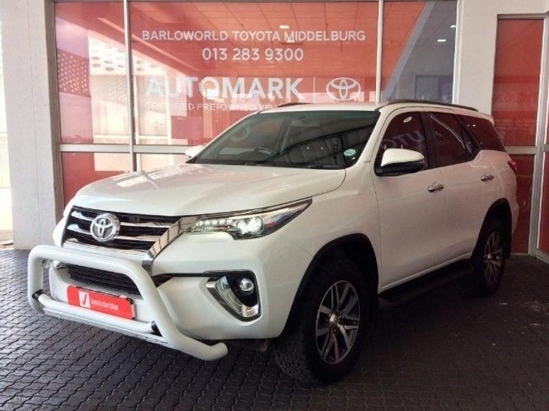 2018 Toyota Fortuner 2.8GD-6 4X4 Mpumalanga Middelburg_0