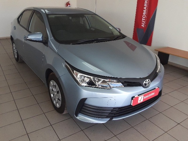 2020 Toyota Corolla Quest 1.8 Northern Cape Postmasburg_0