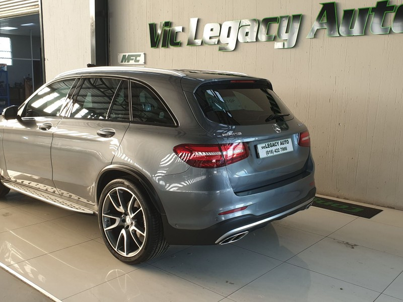 Used Mercedes-Benz GLC AMG 43 4MATIC for sale in Gauteng - Cars.co.za (ID:6508139)