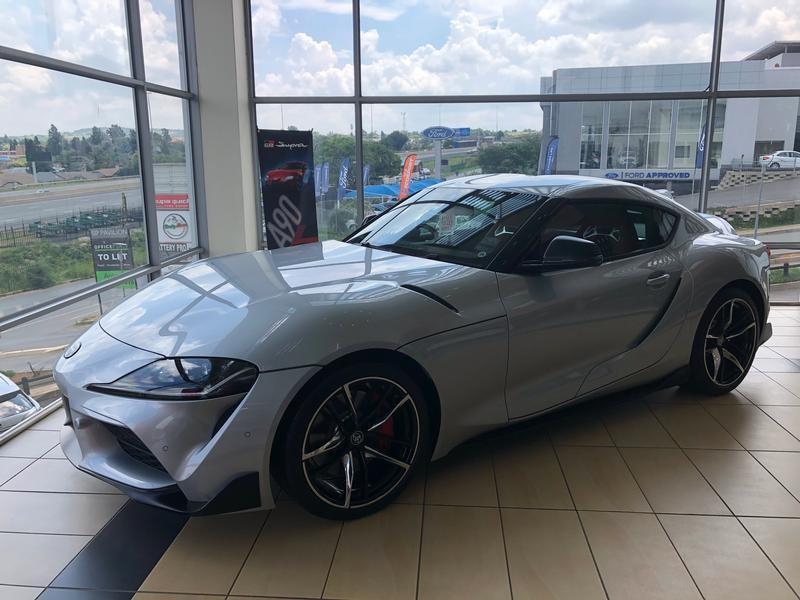 2020 Toyota Supra GR 3.0T Gauteng Rosettenville_0