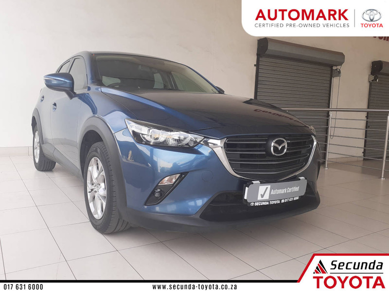 2018 Mazda CX-3 2.0 Dynamic Auto Mpumalanga Secunda_0