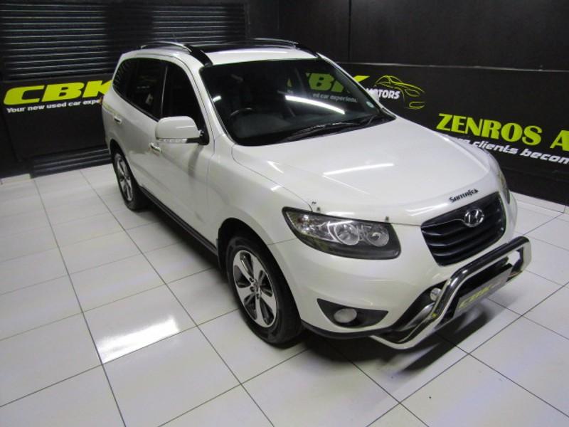 2013 Hyundai Santa Fe R2.2 AWD Exec 7S Auto -R3800 PM Gauteng Boksburg_0