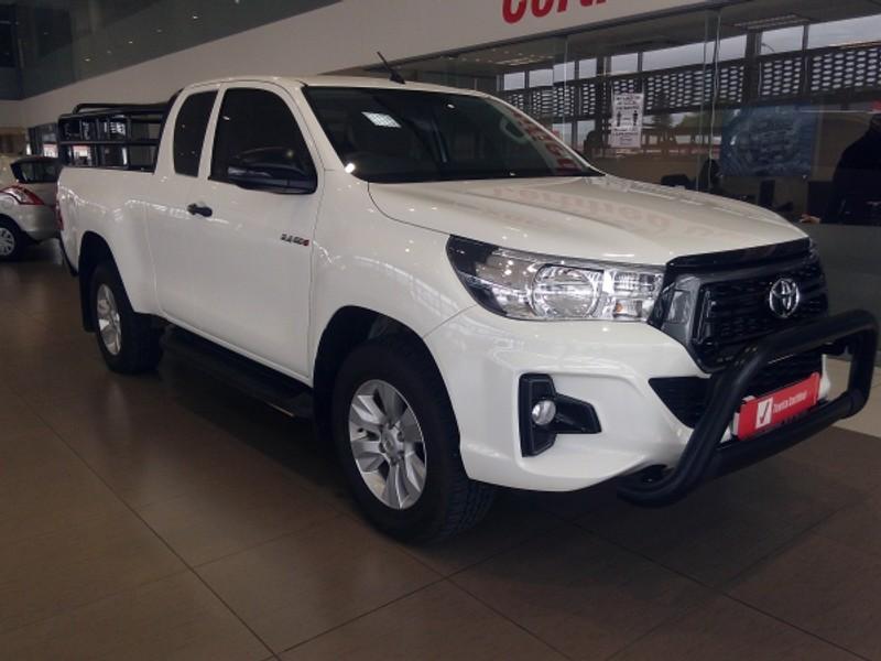 2020 Toyota Hilux 2.4 GD-6 RB SRX AT PU ECAB Limpopo Mokopane_0