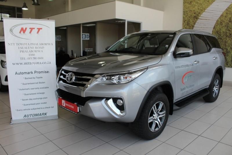 2020 Toyota Fortuner 2.4GD-6 4X4 Auto Limpopo Phalaborwa_0