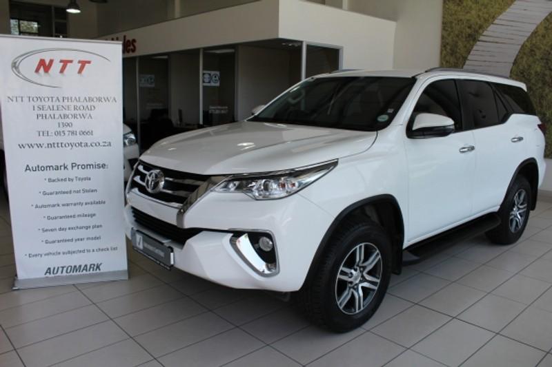 2019 Toyota Fortuner 2.4GD-6 RB Auto Limpopo Phalaborwa_0