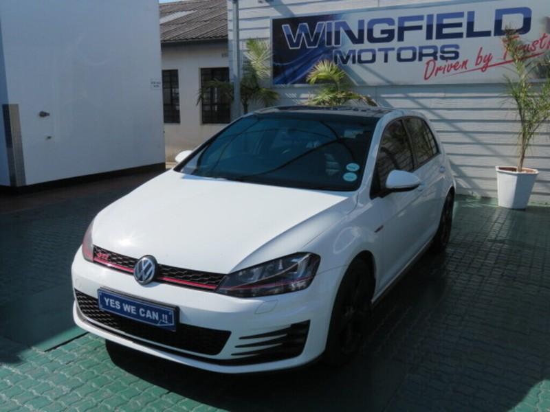 2014 Volkswagen Golf VII GTi 2.0 TSI DSG Western Cape Cape Town_0