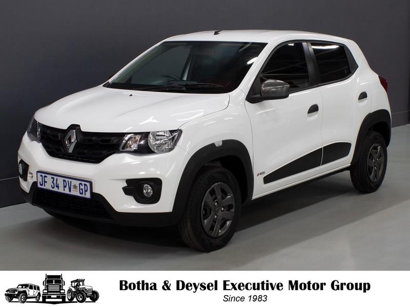 2019 Renault Kwid 1.0 Dynamique 5-Door AMT Gauteng Vereeniging_0