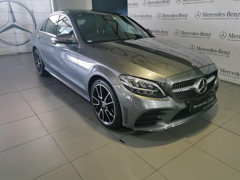 2019 Mercedes-Benz C-Class AMG Body Styling Gauteng Roodepoort_0