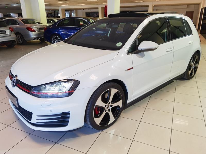 2016 Volkswagen Golf VII GTi 2.0 TSI DSG Western Cape Cape Town_0