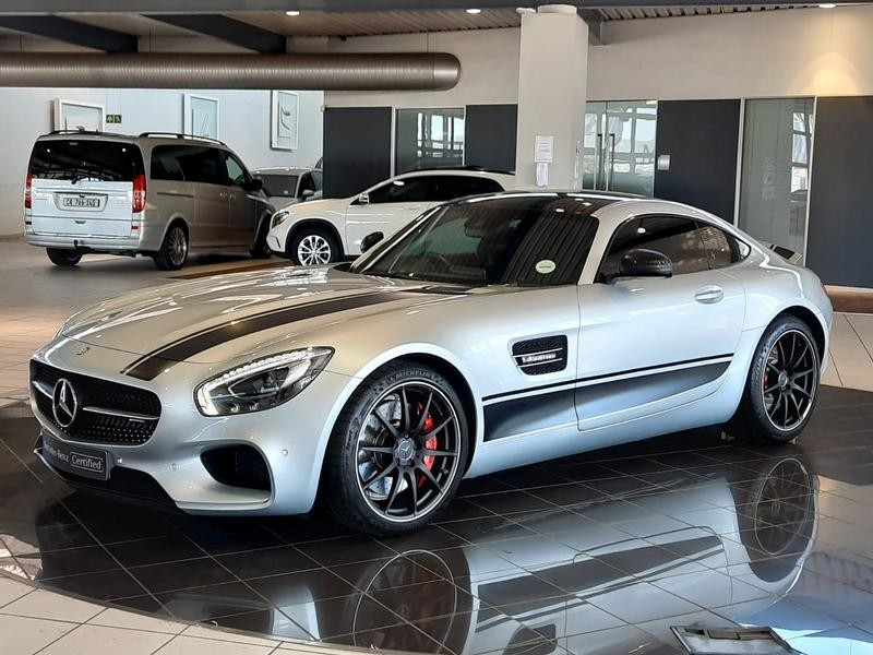 2018 Mercedes-Benz AMG GT 4.0 V8 Coupe Western Cape Cape Town_0