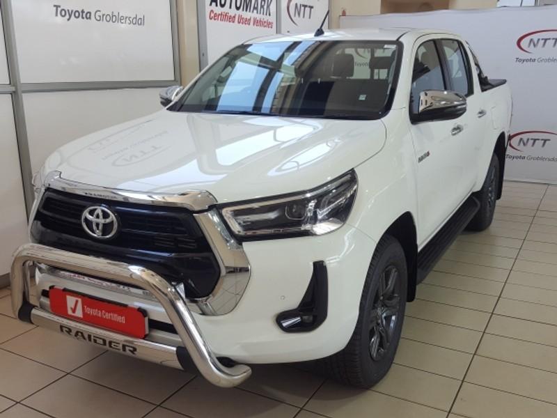 2020 Toyota Hilux 2.8 GD-6 RB Raider Auto Double Cab Bakkie Limpopo Groblersdal_0