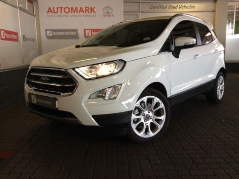 2020 Ford EcoSport 1.0 Ecoboost Titanium Auto Mpumalanga Witbank_0