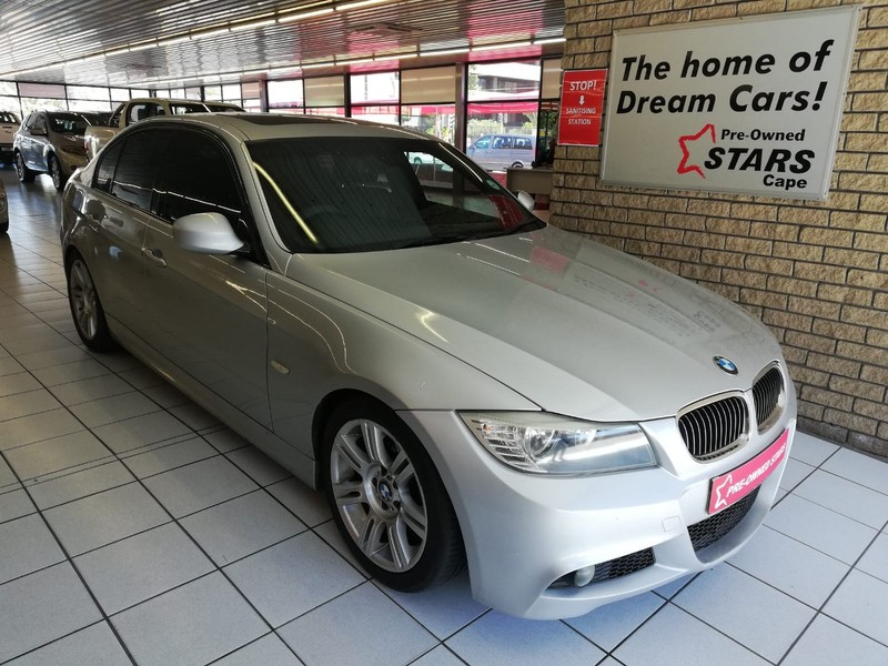 2010 BMW 3 Series 325i At e90  Western Cape Bellville_0
