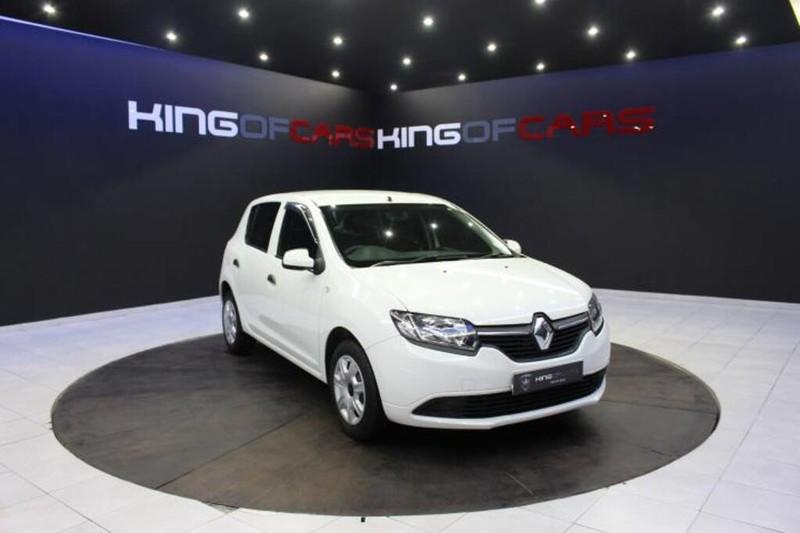 2016 Renault Sandero 900 T expression Gauteng Boksburg_0