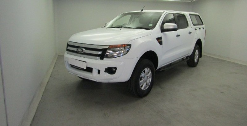 2013 Ford Ranger 2.2tdci Xls Pu Dc  Western Cape Bellville_0