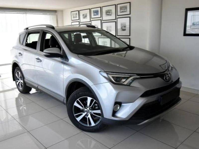 2018 Toyota Rav 4 2.2D GX Gauteng Centurion_0