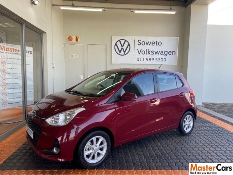 2018 Hyundai Grand i10 1.0 Fluid Gauteng Soweto_0