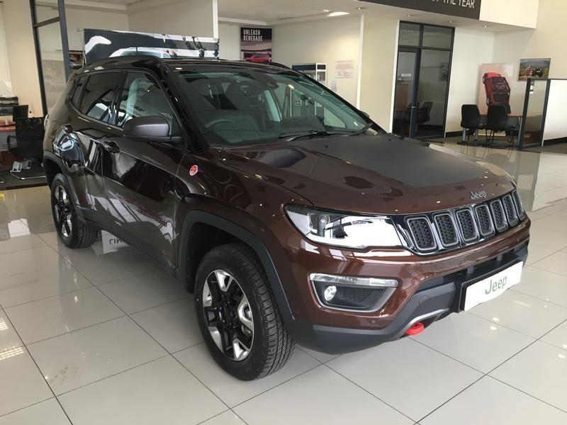 2020 Jeep Compass 2.4 Auto Gauteng Johannesburg_0