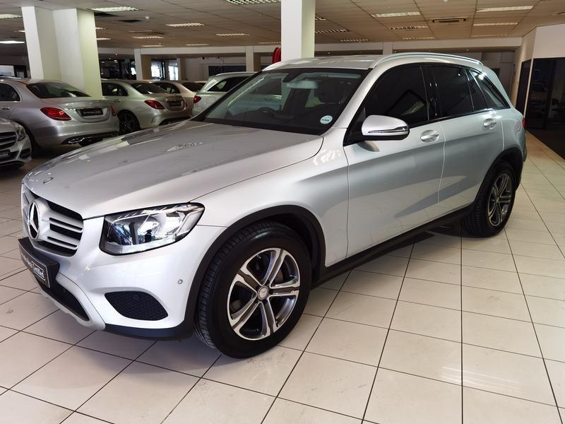 2016 Mercedes-Benz GLC 220d Western Cape Cape Town_0