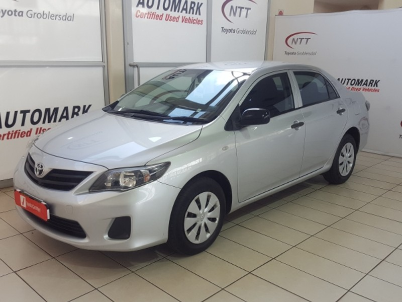 2016 Toyota Corolla Quest 1.6 Limpopo Groblersdal_0