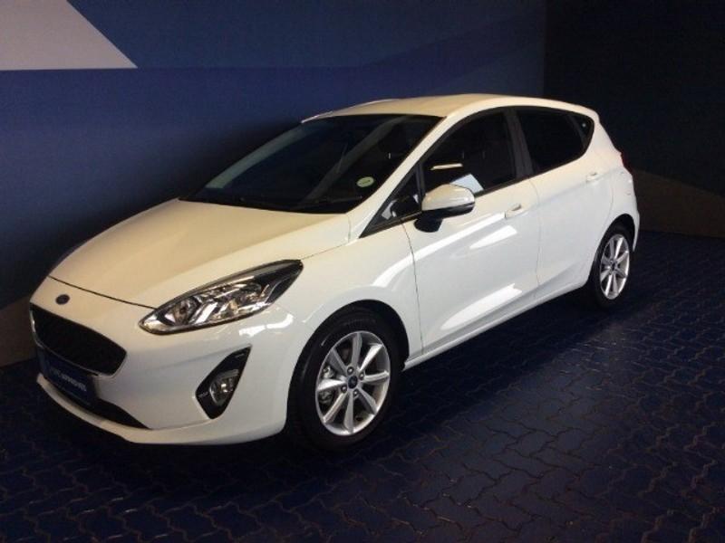 2020 Ford Fiesta 1.0 Ecoboost Trend 5-Door Auto Gauteng Alberton_0