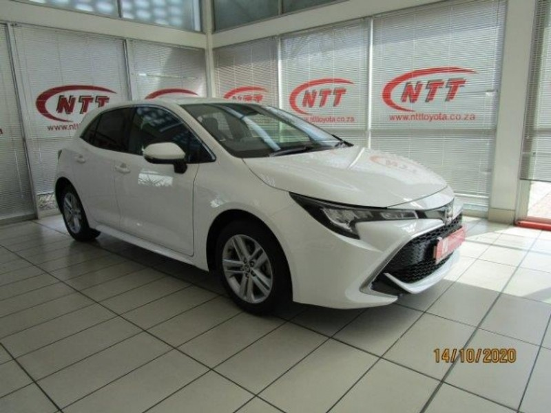 2020 Toyota Corolla 1.2T XR CVT 5-Door Mpumalanga Hazyview_0