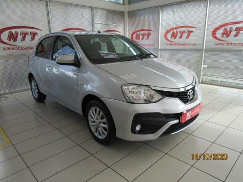 2018 Toyota Etios 1.5 Xs 5dr  Mpumalanga Hazyview_0