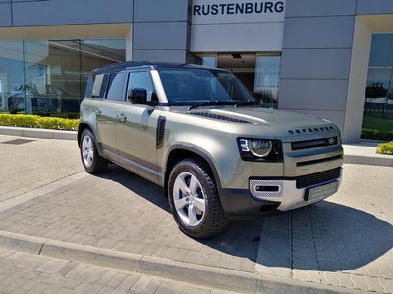 2020 Land Rover Defender 110 P400 First Edition 294kW North West Province Rustenburg_0