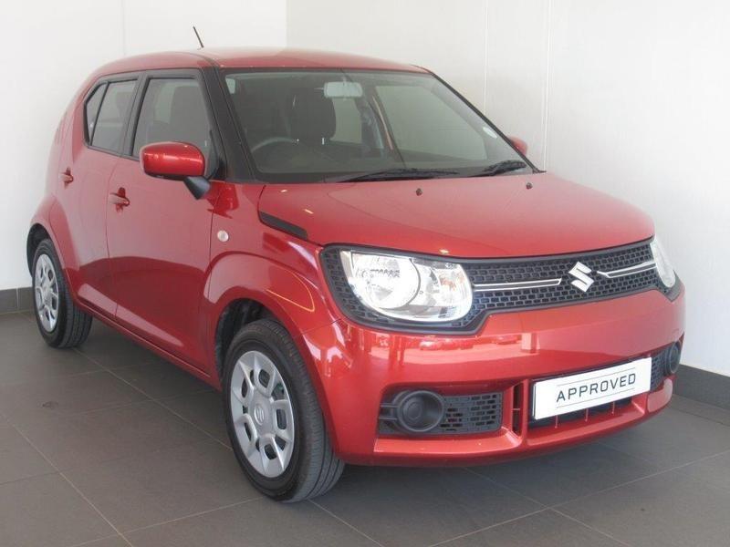 2020 Suzuki Ignis 1.2 GL Gauteng Johannesburg_0