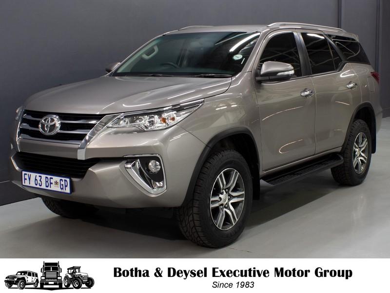 2017 Toyota Fortuner 2.4GD-6 RB Auto Gauteng Vereeniging_0