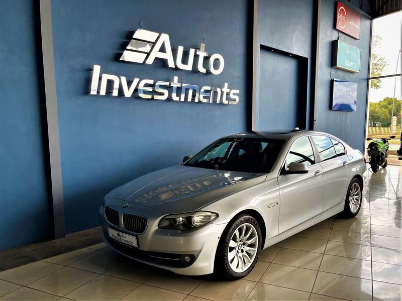 2012 BMW 5 Series 535i At f10  Gauteng Vanderbijlpark_0