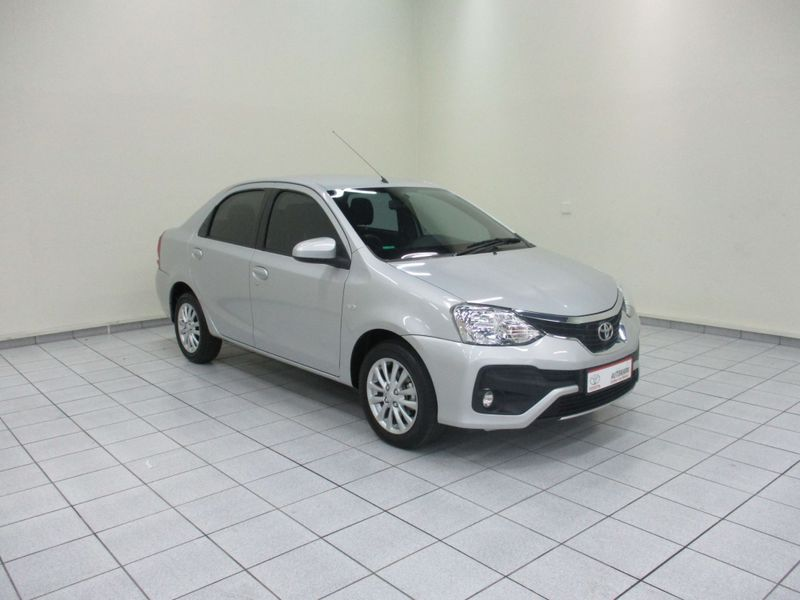 2020 Toyota Etios 1.5 Xs  Kwazulu Natal Westville_0
